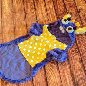 Monster dog costume sz L